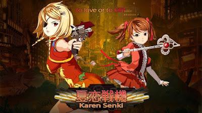 جميع حلقات انمي Karen Senki   مترجم عدة روابط