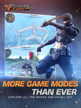 CrossFire: Legends Apk for Android Terbaru