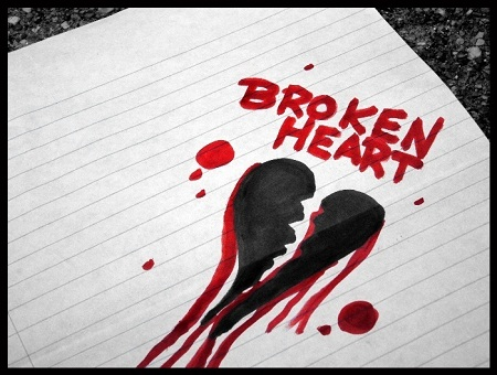 Broken Heart Love Failure HD Wallpaper