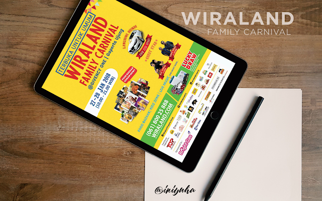Wiraland Family Carnival 27-28 Jan 2018