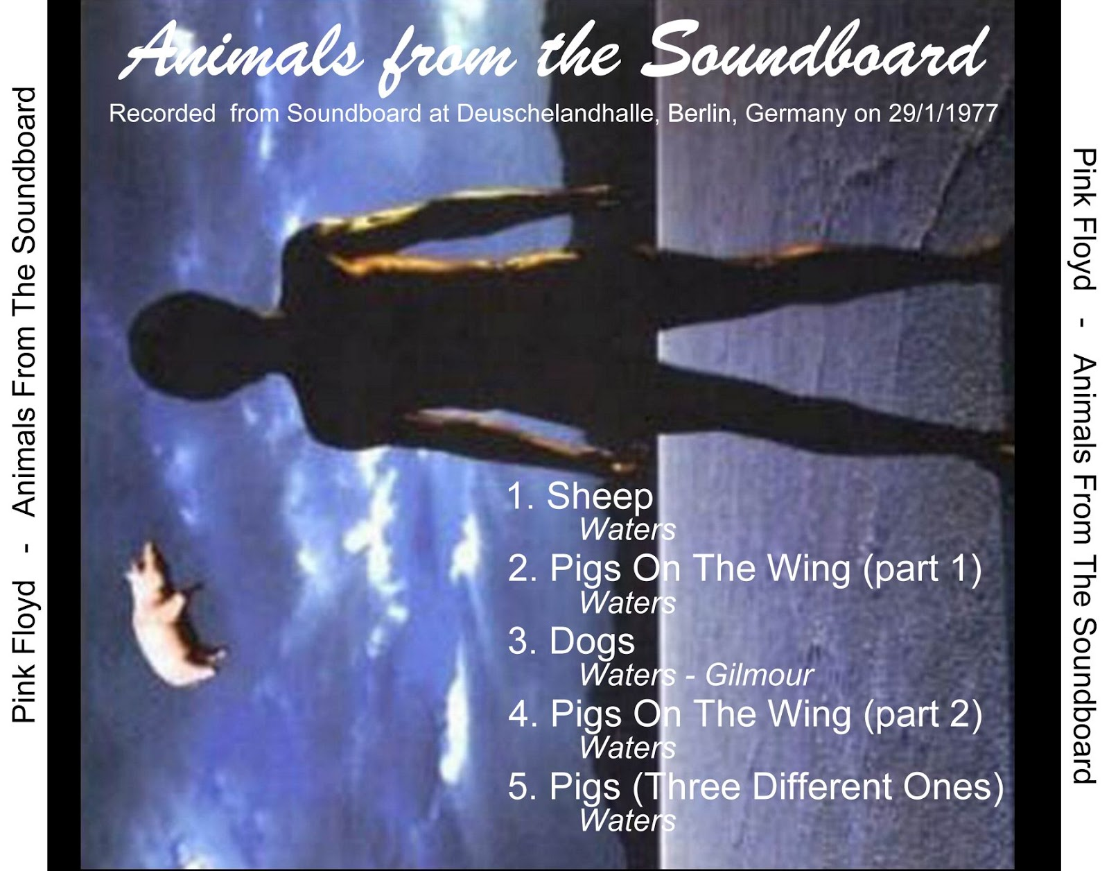 RELIQUARY: Pink Floyd [1977 12 29] Animals From The