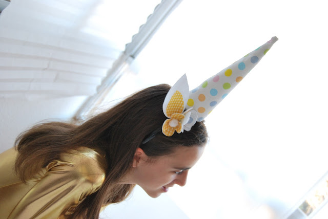 disfraz de unicornio facil