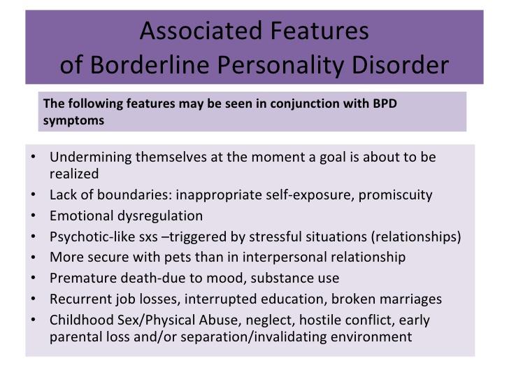 I, Albatross: Borderline Personality Disorder