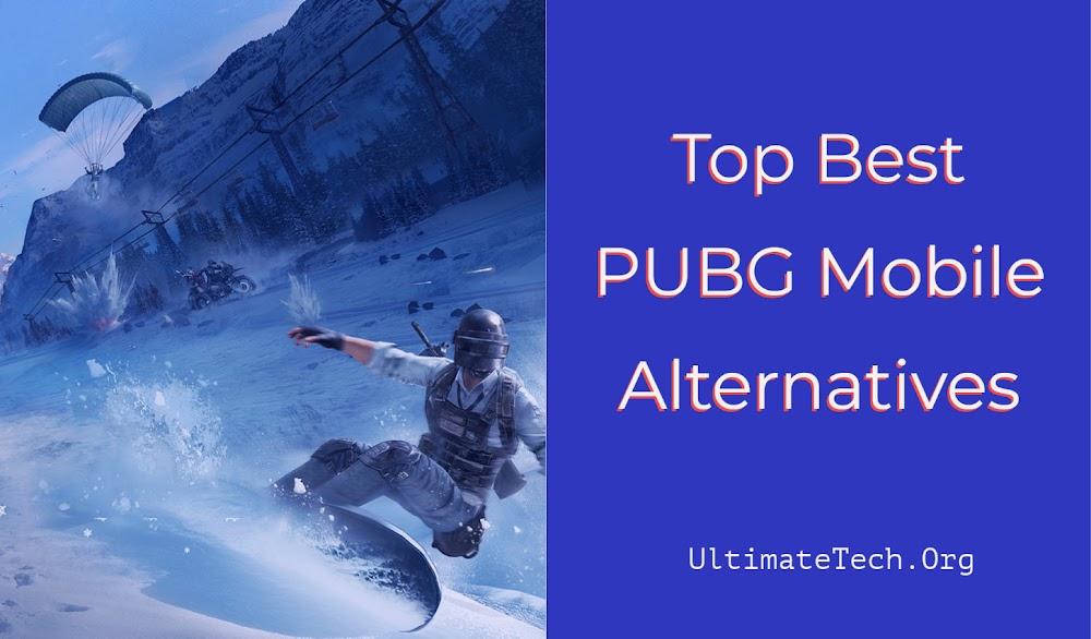 Top 5 Best PUBG Mobile Alternatives [2020]