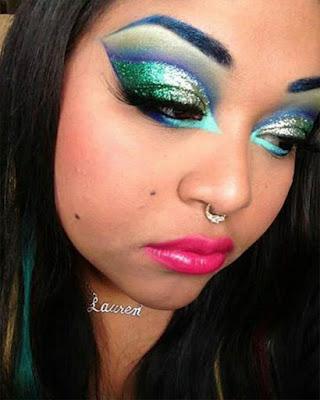 makeup ugly