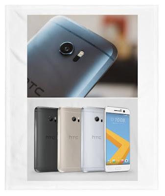 Los 4 teléfonos Android más novedosos del mercado HTC 10