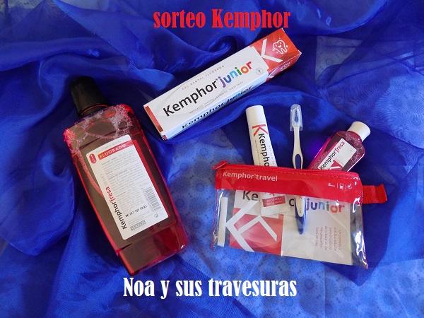 Ganador Sorteo Kemphor
