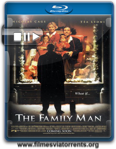 Um Homem de Família (The Family Man) Torrent - BluRay Rip 720p Legendado (2000)