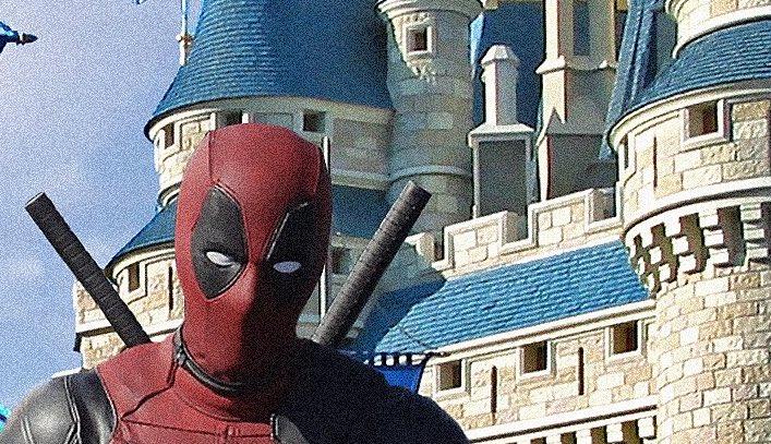 Deadpool 2 Disney Plus