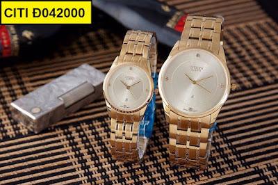 đồng hồ nữ citizen đ042000