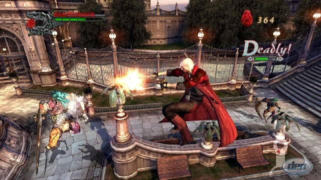 Devil May Cry 4 PC Full Español Descargar DVD9