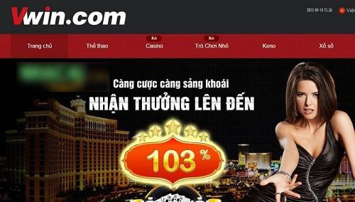 Đánh giá casino VWin một cách khách quan nhất
