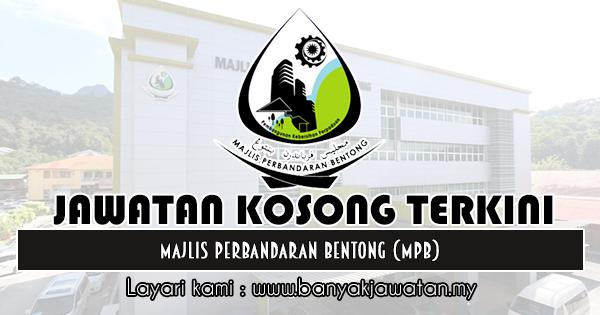 Jawatan Kosong 2019 di Majlis Perbandaran Bentong (MPB)