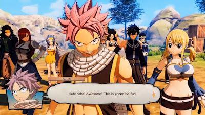 Fairy Tail: RPG ganha novo vídeo de gameplay com quase 20 minutos