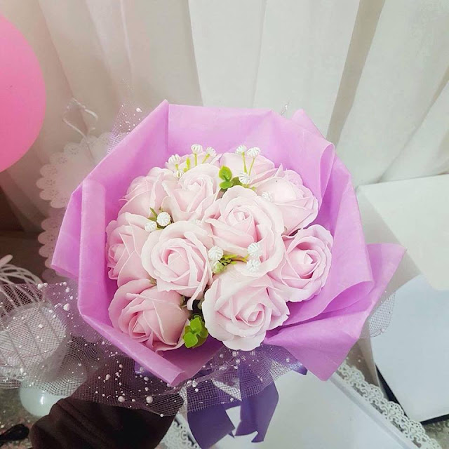 Hoa hong sao thom vinh cuu tai Gia Lam