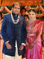Krish Ramya Wedding Stills