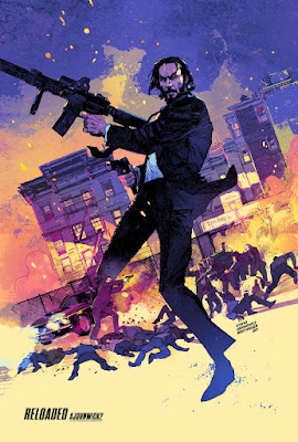 John Wick Chapter 2 Movie Poster 14
