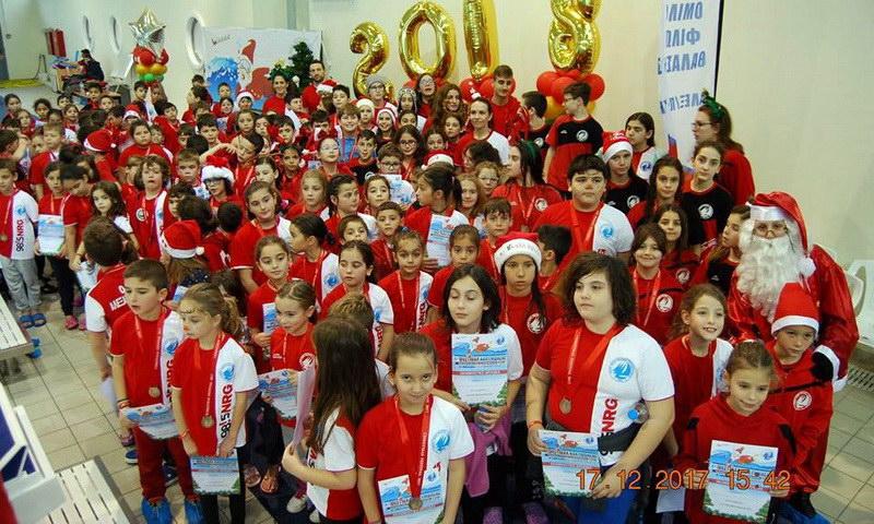 Με απόλυτη επιτυχία το «4ο Χριστουγεννιάτικο Φεστιβάλ Ακαδημιών» του ΟΦΘΑ