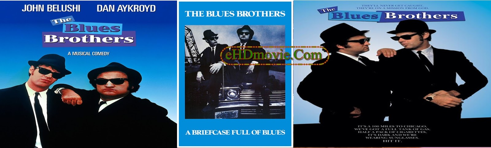 The Blues Brothers 1980 Full Movie Dual Audio [Hindi – English] 720p - HEVC - 480p ORG BRRip 400MB - 650MB - 1GB ESubs Free Download