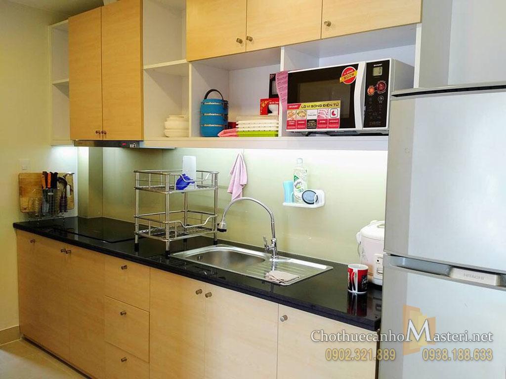 Cho thuê Masteri Thảo Điền T1 block A tầng 27 căn hộ 2PN view đẹp - hình 8