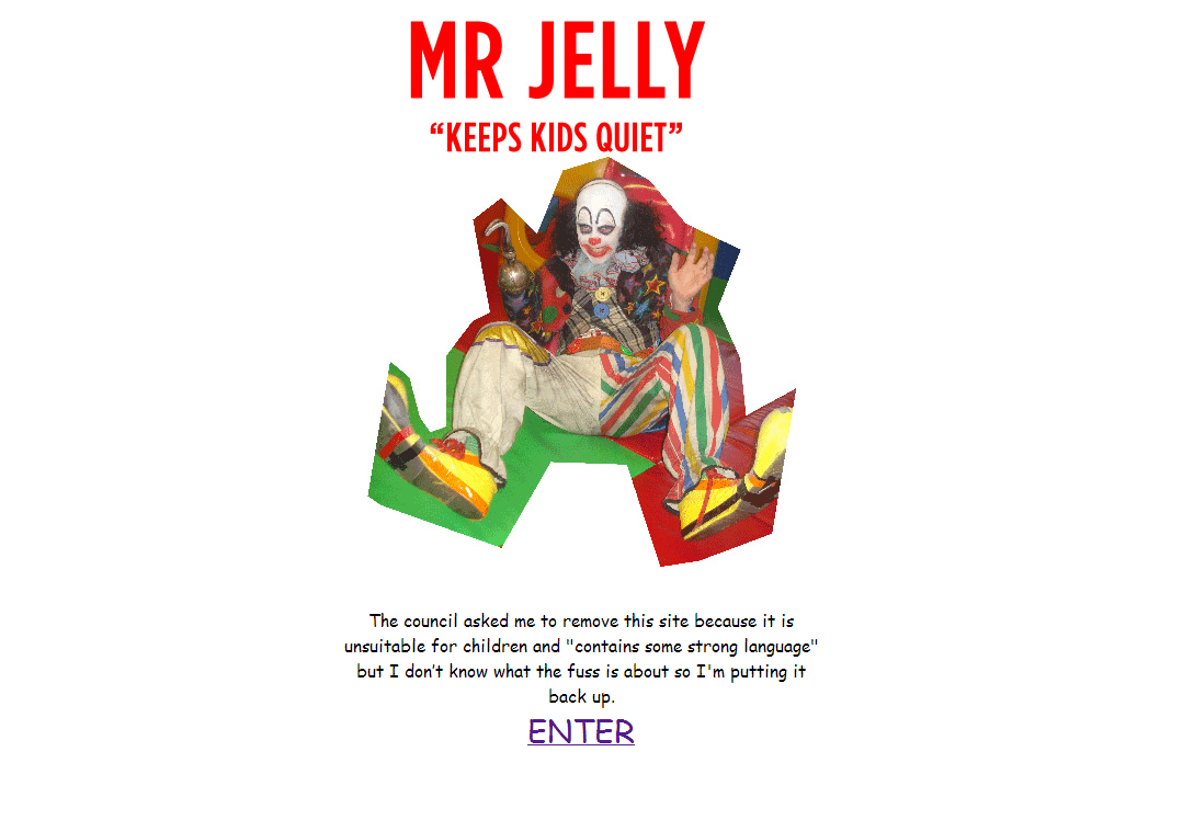 Mr Jelly And His Daughter By Bethan Powell On Deviantart: WAGSTAFF: PSYCHOVILLE