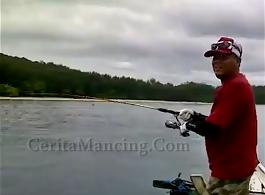 Mancing Casting Strike Baby Marlin Ga Taunya Ikan Todak