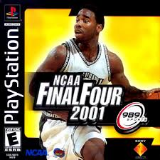 NCAA Final Four 2001 - PS1 - ISOs Download