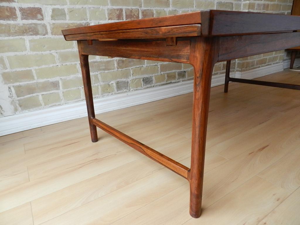 Zig Zag Rosewood Coffee Table