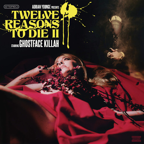 Ghostface Killah & Adrian Younge - Adrian Younge Presents: Twelve Reasons to Die II (Deluxe) [feat. RZA, Lyrics Born, Chino XL, Scarub, Bilal, Raekwon & Vince Staples] Cover