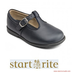 Prince George Style Start-Rite Shoes and Rachel Riley Set