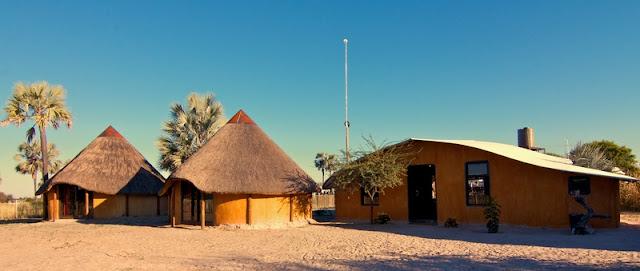 Ongula Village Homestead Lodge Namibia