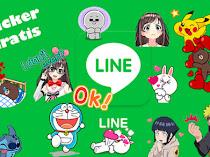 Mod Sticker Line Berbayar Dan Tema Jadi Gratis Tanpa Root