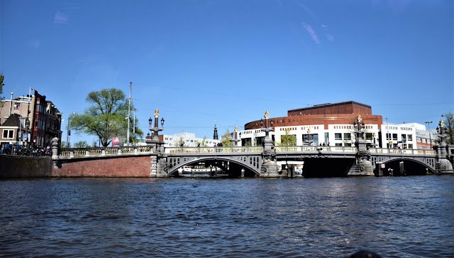 Bridges and Canals of Amsterdam