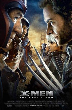 X-Men 3 The Last Stand เอ็กซ์เม็น ภาค 3 รวมพลังประจัญบาน