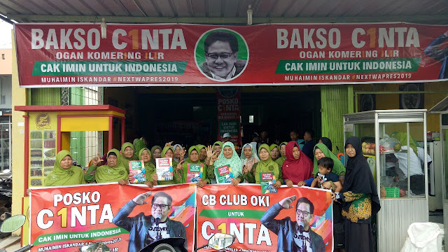 """Bertu Merlas : Jokowi Minta Dirikan Posko """"Join"""""""