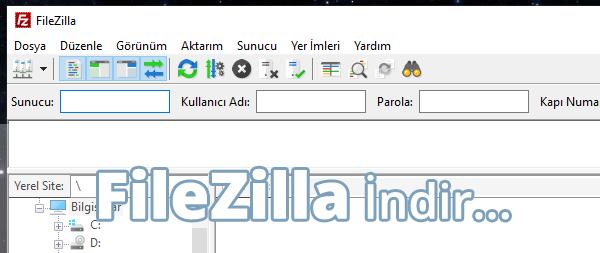 FileZilla İndir (Ücretsiz FTP Programı)