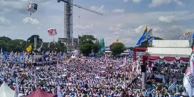 Prabowo: Sebentar Lagi Indonesia Menang