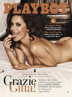 Playboy Alemania - Noviembre 2018