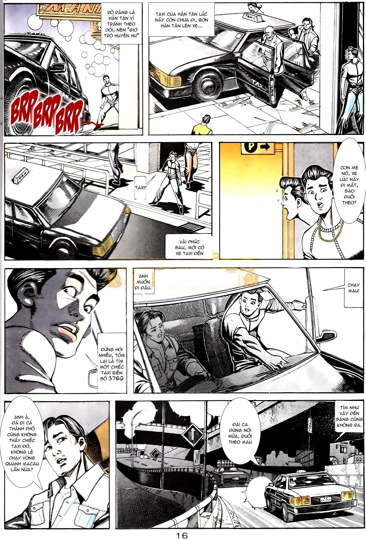 Người Trong Giang Hồ chapter 167: tội sống khó tha trang 4