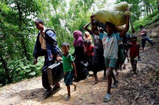 Bahas Konflik di Rakhine, Menlu Retno Telah Tiba di Myanmar