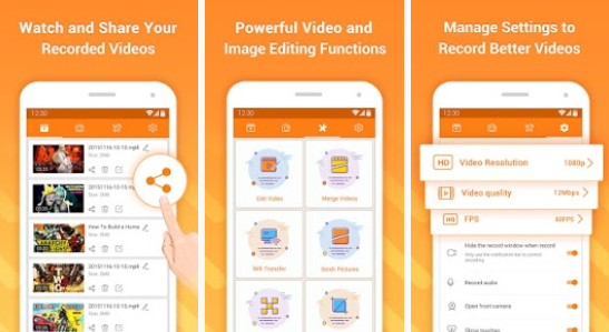 "Image result for ""du recorder mod apk"""