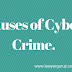 Cyber Crime ke reason- Causes of Cyber Crime