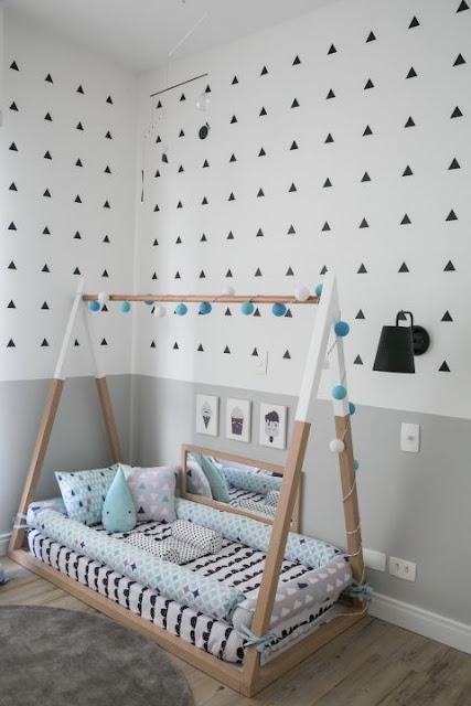 łóżko dla dziecka, łóżko dla dzieci, łóżko dla rocznego dziecka, łóżko dla dwulatka