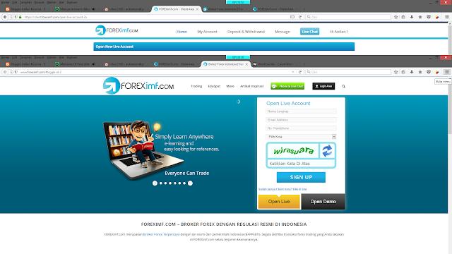 Website Ini Mengajari Cara Mudah Belajar Forex Trading