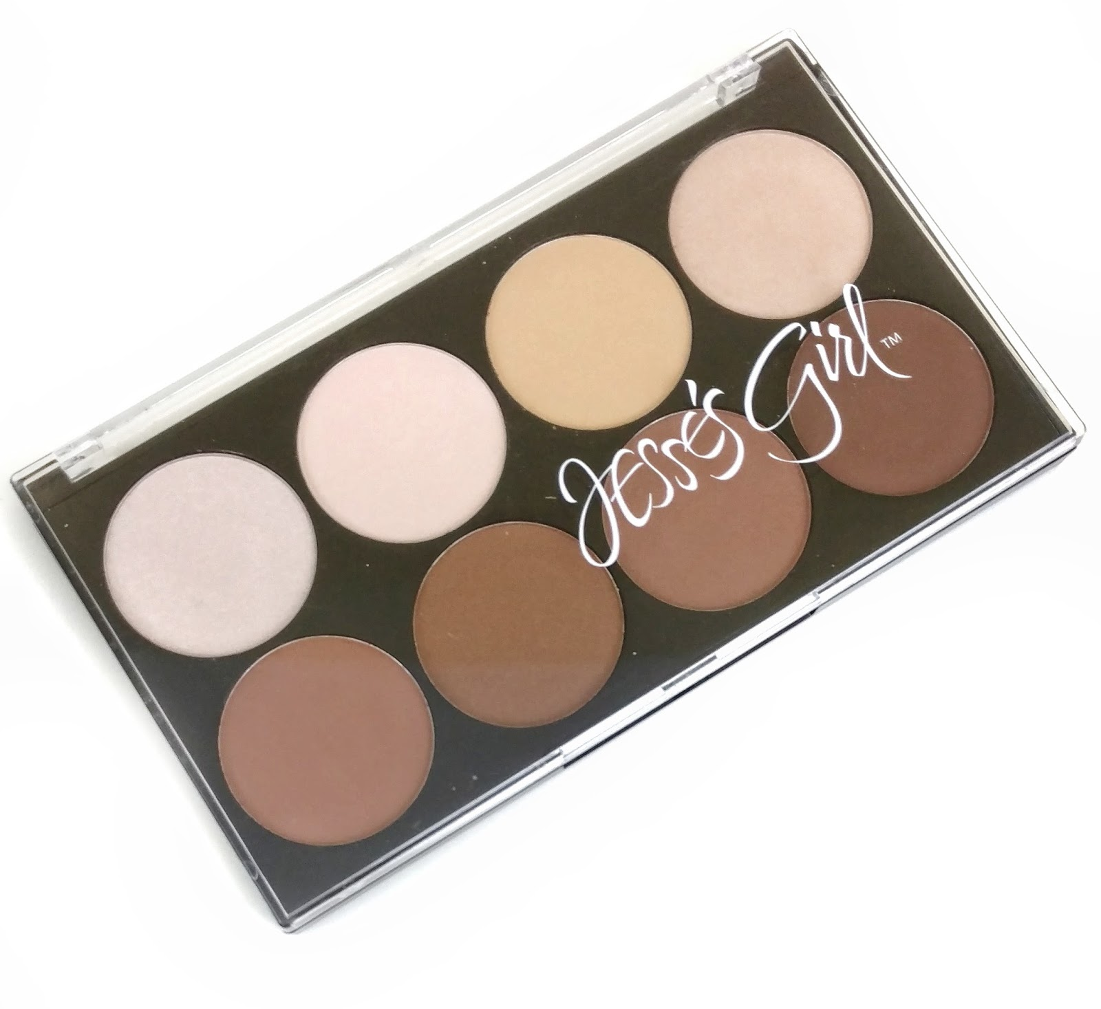 jesse's girl highlight & contour palette