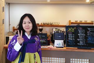 [Jeonju] - Springtime Cafe (카페 봄날) | www.meheartseoul.blogspot.com
