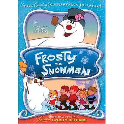 Star4Laughs: The 12 Days Of Christmas Movies: Frosty The