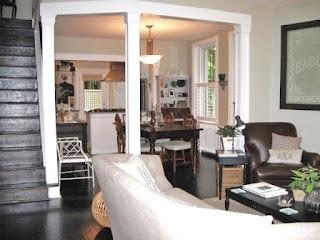 Row House Refuge: REAL Row House Kitchens