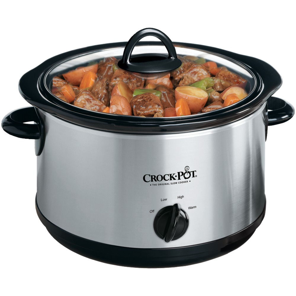 Clever, Crafty, Cookin' Mama: Too Hot Crock Pot