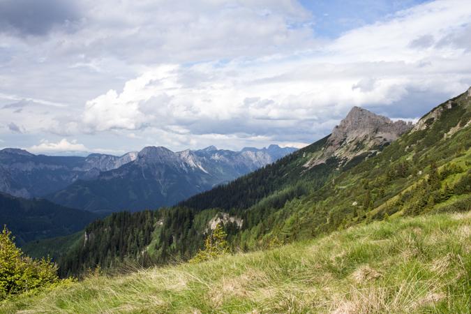 Wildfeld | Theklasteig | Eisenerzer Alpen Höhenweg